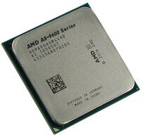 Процессор AMD A8 9600 S-AM4 BRISTOL RIDGE 3.1GHz OEM (BX80684I59400FSRG0Z)