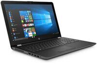 "Ноутбук HP 15-BS041UR (1VH41EA) 15.6""/N3710 QUAD/4G/500GB/INTEL GMA/noDVD/W10, silver"