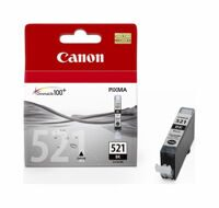 Картридж CANON PIXMA IP3600/IP4600/MP540/MP620/MP630/980 CLI-521BK, black