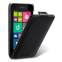 Чехол SMARTBUY FULL GRAIN для NOKIA LUMIA 530, black
