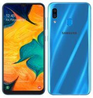 Мобильный телефон SAMSUNG SM-A305 GALAXY A30 32GB DUOS, blue