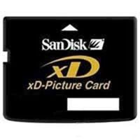 Карта памяти SANDISK  xD-Picture Card 2GB