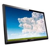 Телевизор PHILIPS 24PHS4304/60 DVB-T2 USB HD 50Hz, black