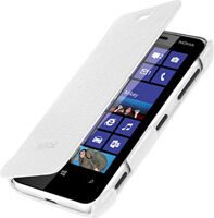 Чехол SMARTBUY FULL GRAIN для NOKIA LUMIA 620, white