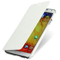 Чехол SMARTBUY FULL GRAIN для SAMSUNG GALAXY NOTE 3, white