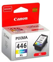 Картридж CANON PIXMA MG2440/MG2540 CL-446XL, color